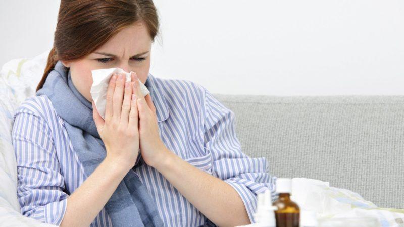 Гайморит тріск в носі — Здорове дихання