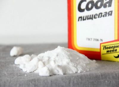 Харчова сода при циститі способи застосування