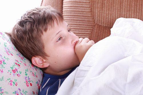 Лікування сухого приступообразного кашлю