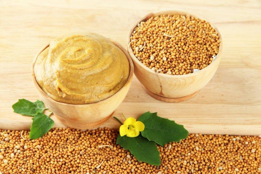 Медово гірчичне обгортання для схуднення рецепт