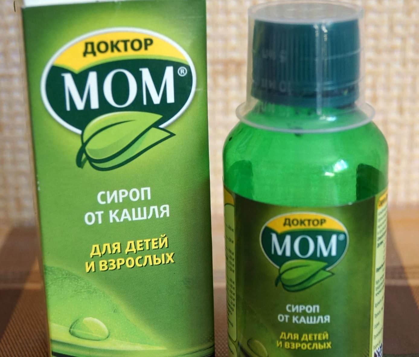 Ніж пастилки Доктор МОМ® краще таблеток від кашлю