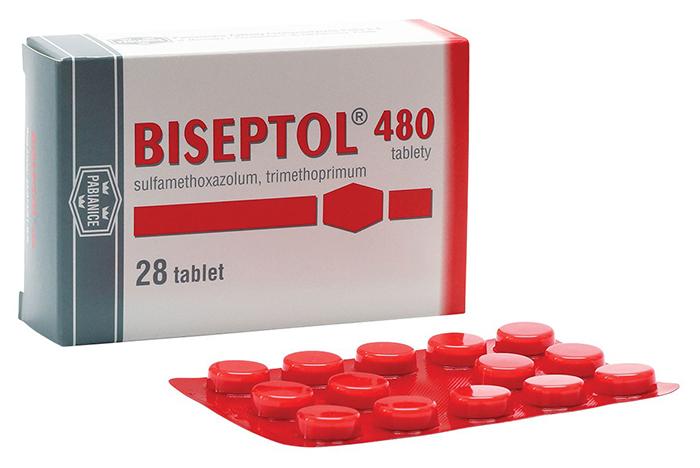 При циститі допоможе Бісептол