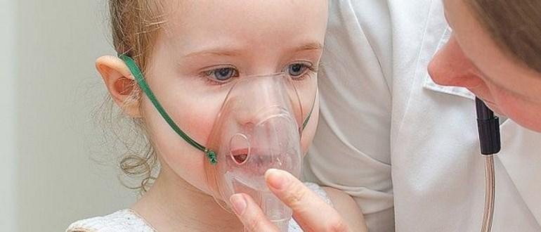 Розчини інгаляції при аденоїдах у дітей небулайзером
