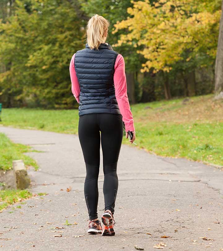 Скільки в день потрібно ходити пішки для здоров'я та схуднення