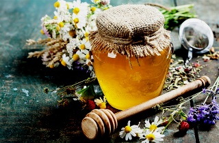 Засіб від кашлю з гліцерином медом і лимоном