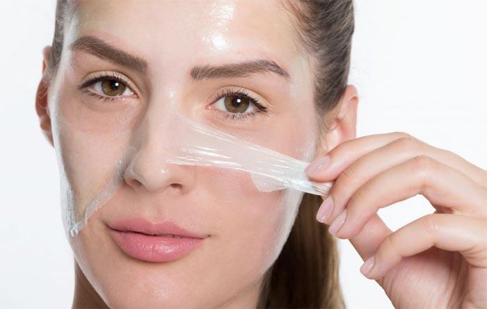 Маски-плівки при проблемній шкірі