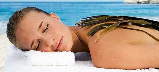 «Морські скарби» для нашої шкіри