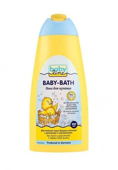 Огляд кращих засобів для купання малюка – мамам на замітку