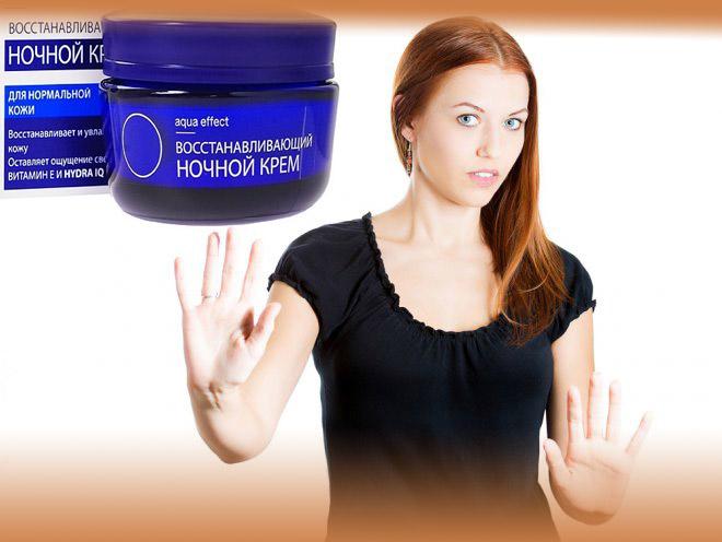 Рецепти нічного крему для отримання здорової шкіри обличчя