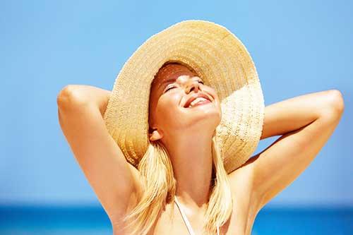 Сила моря для краси і здоров'я шкіри