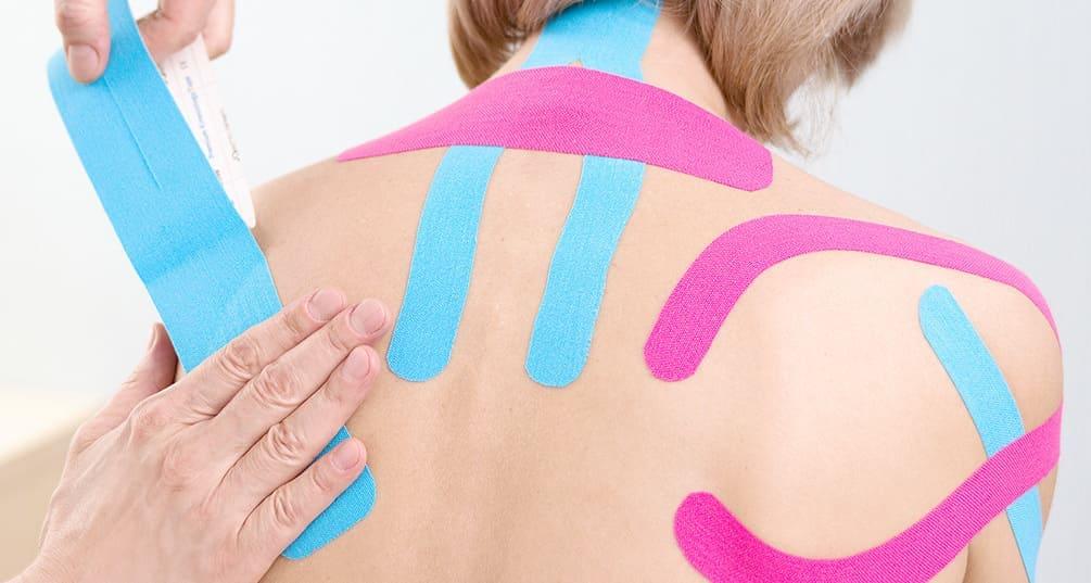 Тейпування або тейпи – як правильно використовувати не нашкодивши шкірі