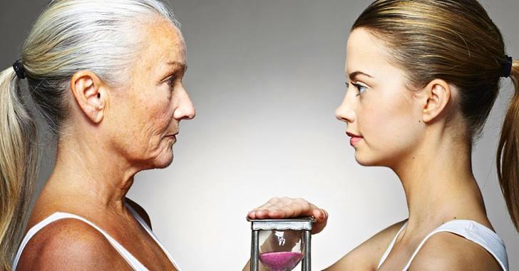 Вільні радикали — головна причина старіння і в'янення шкіри