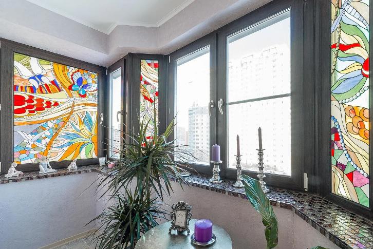 Як красиво і сучасно оформити вікно в будинку, квартирі, на дачі: 100 ідей декору, поради