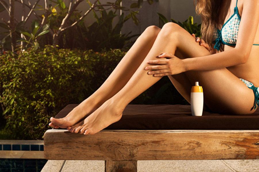 Як надати шкірі ефект засмаги безпечними способами