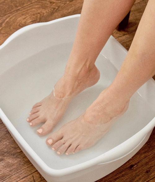 Як зробити шкіру пальців ніг привабливою і здоровою